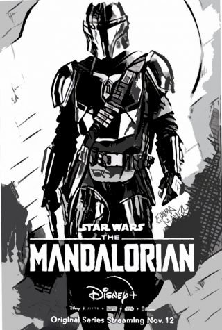 """On Nov. 12, 2019, Disney released """"The Mandalorian"""" series, which streams on Disney+. Fans flocked to see the new successful production."""