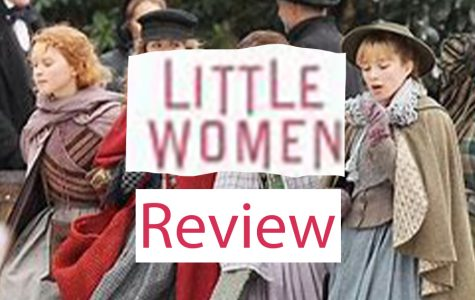 Little Women features lead actress, Saoirse Ronan, and lead actor, Timothee Chalamet.