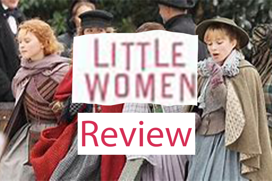 Little+Women+features+lead+actress%2C+Saoirse+Ronan%2C+and+lead+actor%2C+Timothee+Chalamet.
