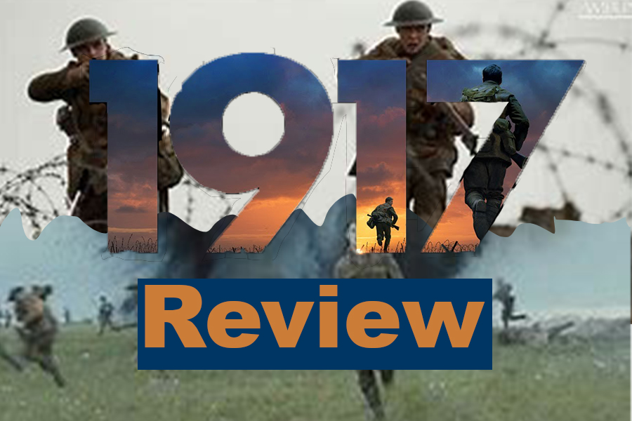 1917 was a contender for Best Picture at the 92nd Academy Awards.