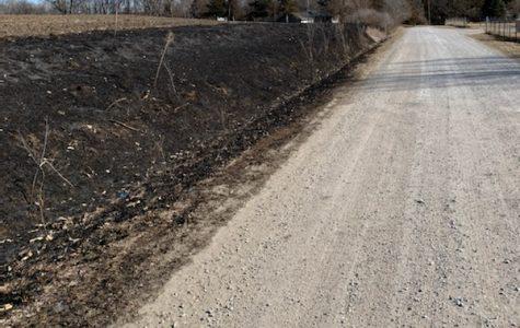 Burnt Ground;