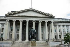 Economic Turmoil- The U.S. Treasury has issued many relief packages to distressed Americans at the direction of Congress.
