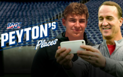 In the show Peytons Places,  Peyton takes selfies with almost everyone he meets. I caught up with him to see if I could be a part of show!