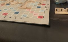 Emery Cleveland and her family love to play Scrabble. It is one of the many games that keep them entertained during quarantine.