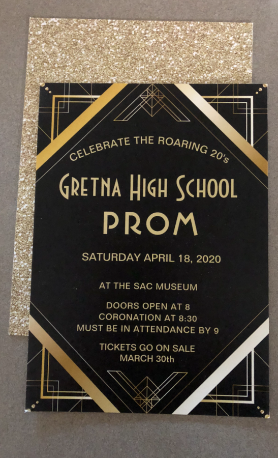 You're Invited: GHS students never got this year's invitations, or got to see all the decorations.