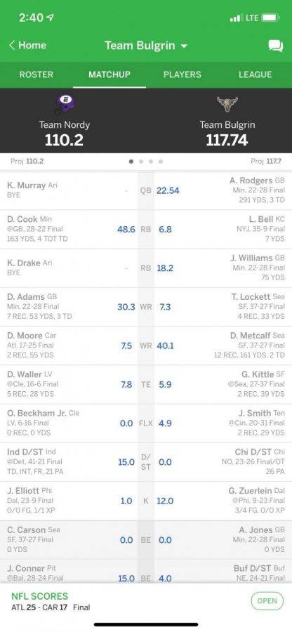 Snapshot%3A+A+view+of+the+layout+on+the+ESPN+Fantasy+Football+App.+%22I+use+the+ESPN+app%2C+for+a+league+with+my+friends%2C%22+junior+Garrick+Wilson+said.+The+app+is+free+to+download+from+the+app+store.