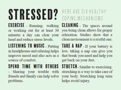Finding time for themselves in a busy schedule can cause stress and even mental illness. According to the American Psychological Association, 31 percent of teens are overwhelmed and 30 percent have developed stress and anxiety as a direct result.