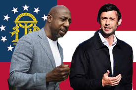 First-Times: With Rev. Raphael Warnock and Jon Ossoff